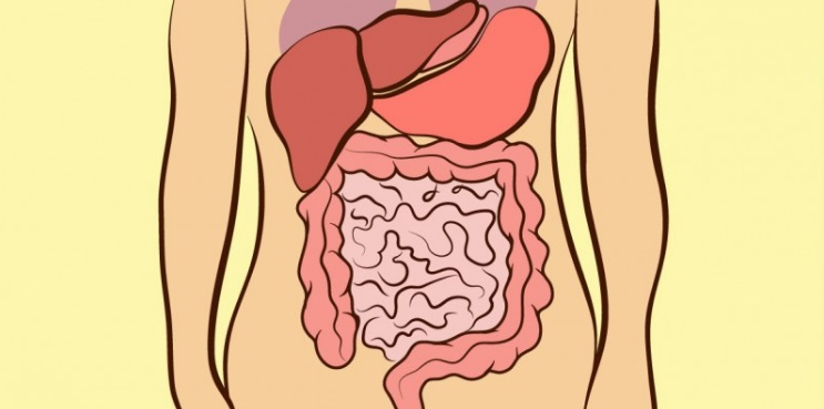 smärta i magen under naveln