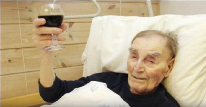 dricka vin varje dag