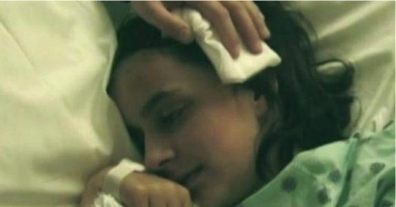 Familjen trodde att flickan på 11 år var hjärndöd. Men 4 år senare vaknar hon och avslöjar ALLT!